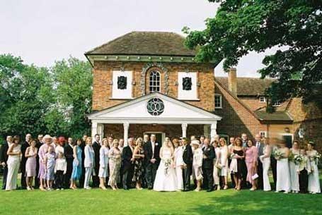 Bass Manor wedding